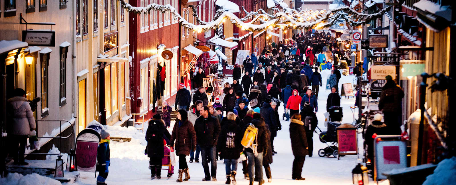 Oslo Julmarknad – Jul i Vinterland